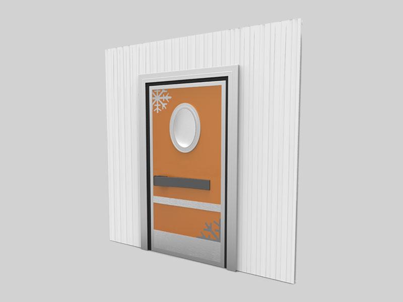 Flip Flap Kapılar